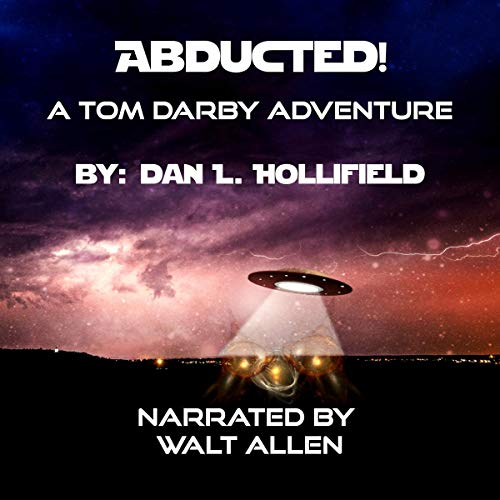 Abducted! cover art
