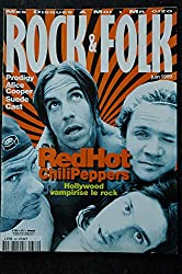 ROCK & FOLK 382 RED HOT CHILI PEPPERS Prodigy ALICE COOPER SUEDE CAST