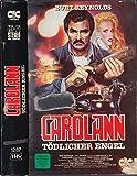 Carolann - Tödlicher Engel - B.L. Stryker [VHS-VIDEOKASSETTE]