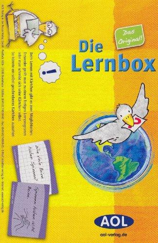 Die kleine Lernbox. 10 Stück