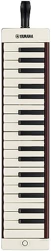 Yamaha P-37EBR Pianica – Instrument à vent à 37 touches avec housse de transport, embouchure, notice d'utilisation – ...