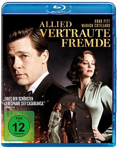 Allied - Vertraute Fremde [Blu-ray]