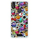 Phone Case for [ Wiko View Max ] design [ Abstract,