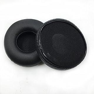 carrykt 1 Paire doreillettes Noires Coussin doreille Souple pour AKG Y50 Y55 Y50BT Casque Casque