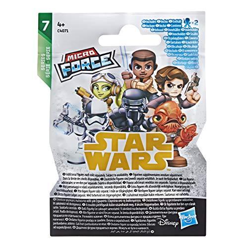 Star Wars Micro Force Bolsas ciegas