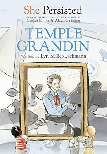She Persisted: Temple Grandin (English Edition)