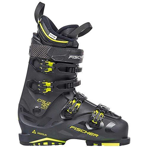 Fischer Unisex - volwassenen skischoenen CRUZAR 100 PBV, zwart/geel, 26.5, 265