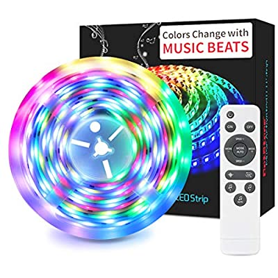 LED Strip Lights, [80 Modes] DotStone Upgrade M...
