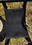 Rustic Outdoor Universal Replacement Regular Mesh Treestand Seat
