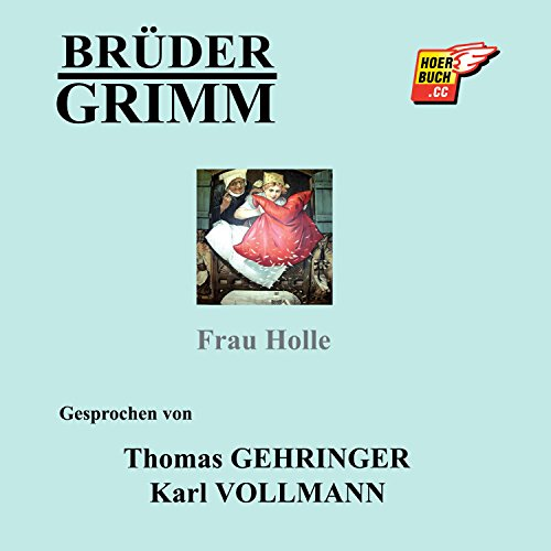 Frau Holle audiobook cover art