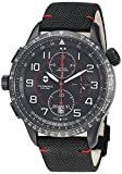 Victorinox 241716 AirBoss Mach 9 Black Edition Hodinky Analog Swiss Automatic Watch