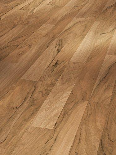 PARADOR Laminat Basic 200 Nussbaum Schiffsboden 2-Stab I 12 Dielen im Paket = 2,99 m²