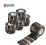 Camo Wrap Tape, Scotch de Camouflage, Bandage de Camouflage, Le Ruban de Camouflage...
