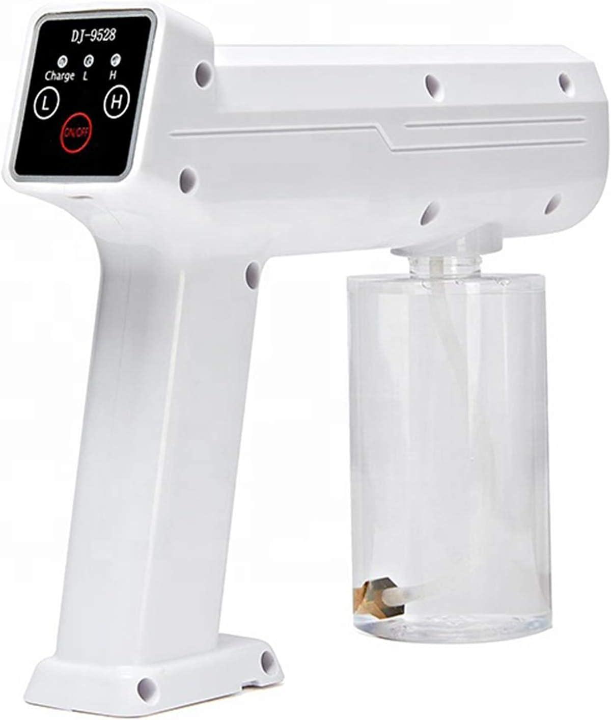 Year-end gift depot CJGJX Portable Atomizer Nano Gun Tou Disinfectant Spray