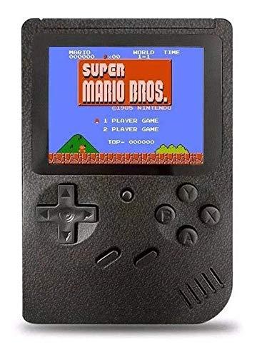 Video Game Portátil Mini Retrô 400 Jogos Super Console