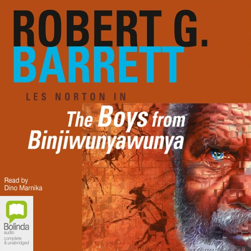 The Boys from Binjiwunyawunya  By  cover art