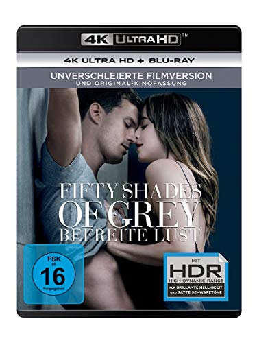 Fifty Shades of Grey - Befreite Lust (4K Ultra HD) (+ Blu-ray 2D)