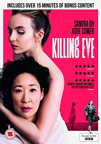 キリング・イヴ Killing Eve - Season 1 [DVD-PAL方式 ※日本語無し](輸入版) [Import]