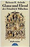 Glanz und Elend der Friedrich Wilhelms: Hofberichte (German Edition)