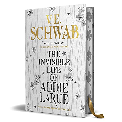 The Invisible Life of Addie LaRue: Special Edition 'Illustrated Anniversary'