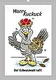 HarryKuckuck - Der Schwarzwald ruft (Wandkalender 2021 DIN A3 hoch)