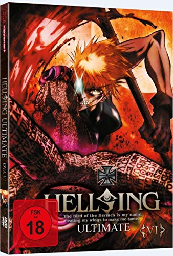 Hellsing: Ultimate - OVA - Re-Cut - Vol.6 - [DVD]