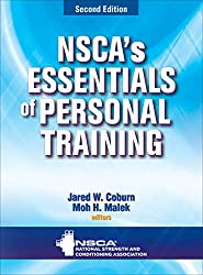 SCA Essentials of Personal Training.