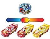 Cars- Coche Juguete (Mattel GNY95)