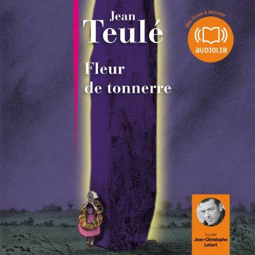 Fleur de tonnerre  audiobook cover art