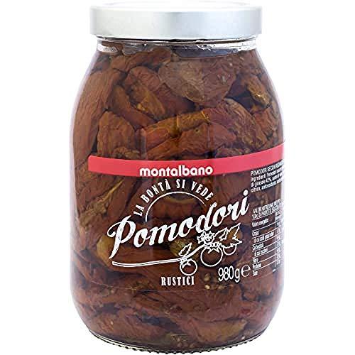 MONTALBANO Pomodori Secchi 4 Vasi - 3.92 kg