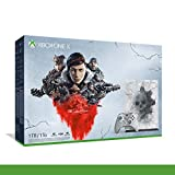 Xbox One X - Bundle Gears of War 5 Ultimate Edition - Inclusi Gears of War 2, 3, 4 + 1 Mese Live Gold + 1 Mese Gamepass - Limited Edition [Importación italiana]