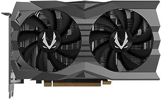 Zotac ZT-T20600H-10M - Tarjeta gráfica (GeForce RTX 2060, 6 GB, GDDR6, 192 bit, 4096 x 2160 Pixeles, PCI Express x16 3.0)