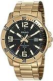 Casio Enticer Analog Black Dial Men's Watch - MTP-VD01G-1BVUDF (A1367)