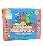 Otter Pops Juice, 2 oz 80-Count