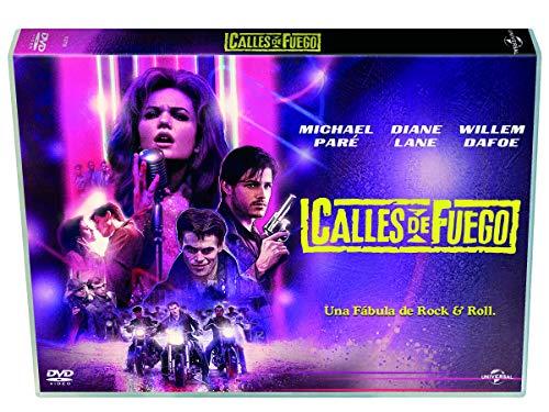 Calles De Fuego - Edición Horizontal [DVD]