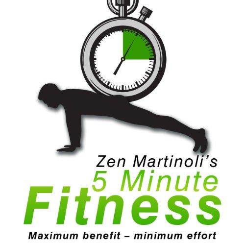 Zen Martinoli's 5 Minute Fitness cover art