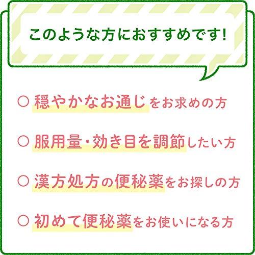 武田コンシューマーヘルスケア『タケダ漢方便秘薬』