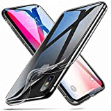 Case iPhone x Slim Clear Soft TPU Case for iPhone Xs 5.8 inch/iPhone X, Soft Flexible Cover Compatible for 5.8 inch(2017 & 2018 Release)(Jelly Clear)