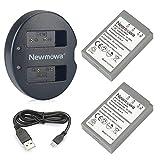 Patona premium batería 1140mah bln-1 info chip para Olympus omd e-m1//e-m5//OM-D