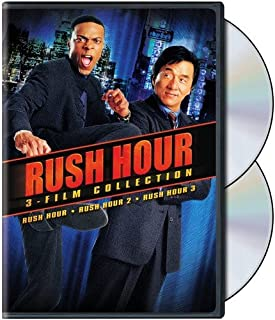 Rush Hour: 1-3 Collection