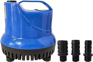 comprar comparacion Homvik Bomba de Agua Sumergible 1800L/H 25W con 3 Boquillas Bomba de Agua para Fuente Acuario Estanque Pecera Ultra Silenc...
