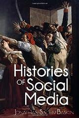 Histories of Social Media Hardcover