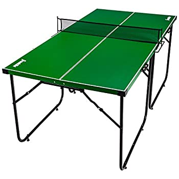 best ping pong table for small spaces