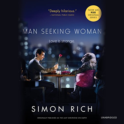Man Seeking Woman audiobook cover art