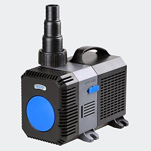 SunSun CTP-16000 SuperECO Bachlaufpumpe Filterpumpe 16000l/h 140W