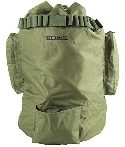Nitehawk - Lockvogel-Rucksack für Lockenten/Locktauben - 120 Liter Fassungsvermögen