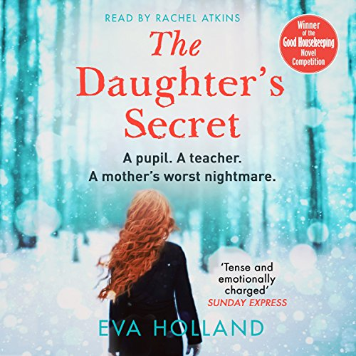 The Daughter's Secret audiobook cover art
