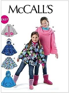Multicolore McCalls Patterns V/êtements pour poup/ée 45,7/cm Patron de Couture 17/x 0.5/x 0.07/cm Papier