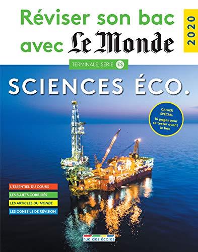 avis son du monde professionnel Licence Le Monde 2020: Sciences économiques et sociales, Terminal, ES Scope