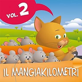 Le fiabe del Mangiakilometri Vol.2 copertina